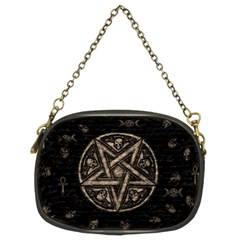 Witchcraft Symbols  Chain Purses (two Sides)  by Valentinaart