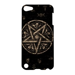 Witchcraft Symbols  Apple Ipod Touch 5 Hardshell Case by Valentinaart