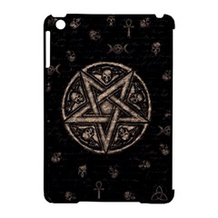 Witchcraft Symbols  Apple Ipad Mini Hardshell Case (compatible With Smart Cover) by Valentinaart