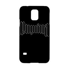 Illuminati Samsung Galaxy S5 Hardshell Case  by Valentinaart