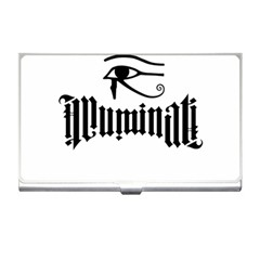 Illuminati Business Card Holders by Valentinaart