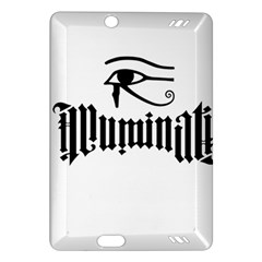 Illuminati Amazon Kindle Fire Hd (2013) Hardshell Case by Valentinaart