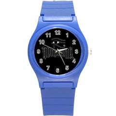 Illuminati Round Plastic Sport Watch (s) by Valentinaart