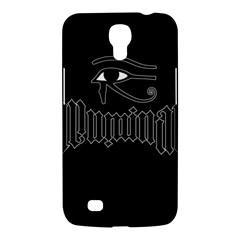 Illuminati Samsung Galaxy Mega 6 3  I9200 Hardshell Case by Valentinaart