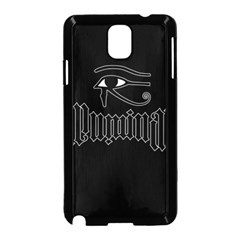 Illuminati Samsung Galaxy Note 3 Neo Hardshell Case (black) by Valentinaart