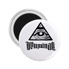 Illuminati 2 25  Magnets by Valentinaart