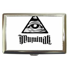 Illuminati Cigarette Money Cases by Valentinaart