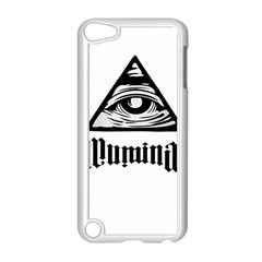 Illuminati Apple Ipod Touch 5 Case (white) by Valentinaart