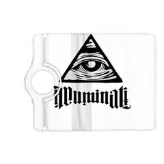 Illuminati Kindle Fire Hd (2013) Flip 360 Case by Valentinaart