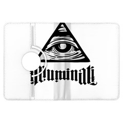 Illuminati Kindle Fire Hdx Flip 360 Case by Valentinaart