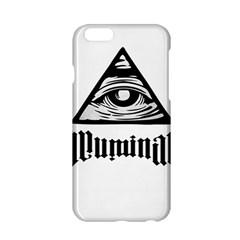 Illuminati Apple Iphone 6/6s Hardshell Case by Valentinaart