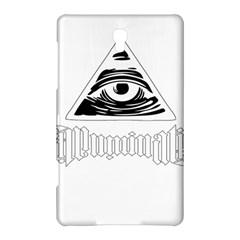 Illuminati Samsung Galaxy Tab S (8 4 ) Hardshell Case  by Valentinaart
