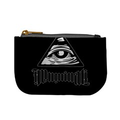Illuminati Mini Coin Purses by Valentinaart