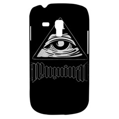 Illuminati Galaxy S3 Mini by Valentinaart