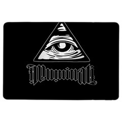 Illuminati Ipad Air 2 Flip by Valentinaart