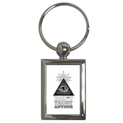 Illuminati Key Chains (rectangle)  by Valentinaart