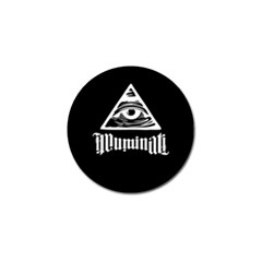 Illuminati Golf Ball Marker (10 Pack) by Valentinaart