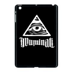 Illuminati Apple Ipad Mini Case (black) by Valentinaart