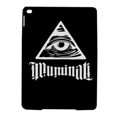 Illuminati Ipad Air 2 Hardshell Cases by Valentinaart