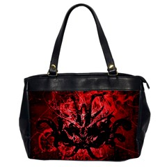 Scary Background Office Handbags by dflcprints