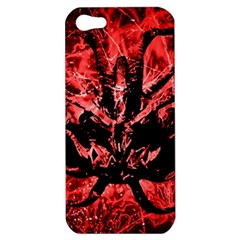 Scary Background Apple Iphone 5 Hardshell Case by dflcprints