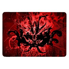 Scary Background Samsung Galaxy Tab 8 9  P7300 Flip Case by dflcprints