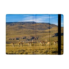 Group Of Vicunas At Patagonian Landscape, Argentina Ipad Mini 2 Flip Cases by dflcprints