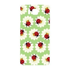 Ladybugs Pattern Samsung Galaxy Alpha Hardshell Back Case by linceazul