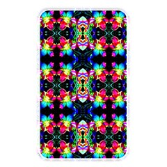 Colorful Bright Seamless Flower Pattern Memory Card Reader