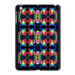 Colorful Bright Seamless Flower Pattern Apple Ipad Mini Case (black) by Costasonlineshop