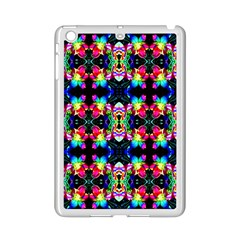 Colorful Bright Seamless Flower Pattern Ipad Mini 2 Enamel Coated Cases by Costasonlineshop