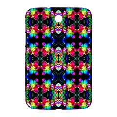 Colorful Bright Seamless Flower Pattern Samsung Galaxy Note 8 0 N5100 Hardshell Case