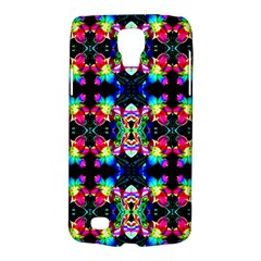 Colorful Bright Seamless Flower Pattern Galaxy S4 Active by Costasonlineshop