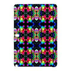 Colorful Bright Seamless Flower Pattern Samsung Galaxy Tab Pro 10 1 Hardshell Case