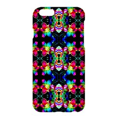 Colorful Bright Seamless Flower Pattern Apple Iphone 6 Plus/6s Plus Hardshell Case by Costasonlineshop