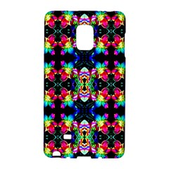 Colorful Bright Seamless Flower Pattern Galaxy Note Edge
