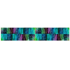 Abstract Square Wall Flano Scarf (large)  by Costasonlineshop