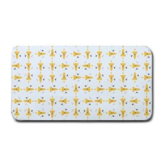 Spaceships Pattern Medium Bar Mats by linceazul