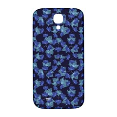 Autumn Leaves Motif Pattern Samsung Galaxy S4 I9500/i9505  Hardshell Back Case by dflcprints