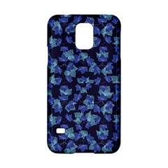 Autumn Leaves Motif Pattern Samsung Galaxy S5 Hardshell Case  by dflcprints