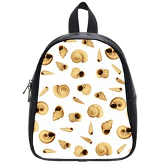 Shell Pattern School Bags (small)  by Valentinaart