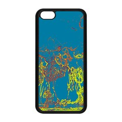 Colors Apple Iphone 5c Seamless Case (black) by Valentinaart