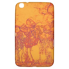 Colors Samsung Galaxy Tab 3 (8 ) T3100 Hardshell Case  by Valentinaart