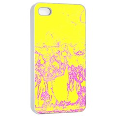 Colors Apple Iphone 4/4s Seamless Case (white) by Valentinaart