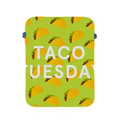 Bread Taco Tuesday Apple Ipad 2/3/4 Protective Soft Cases by Mariart