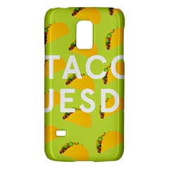 Bread Taco Tuesday Galaxy S5 Mini by Mariart