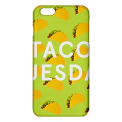 Bread Taco Tuesday Iphone 6 Plus/6s Plus Tpu Case by Mariart