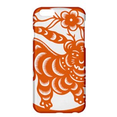 Chinese Zodiac Signs Tiger Star Orangehoroscope Apple Iphone 6 Plus/6s Plus Hardshell Case by Mariart