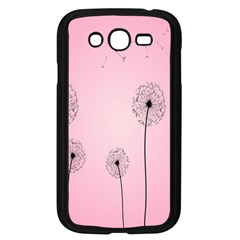 Flower Back Pink Sun Fly Samsung Galaxy Grand Duos I9082 Case (black) by Mariart