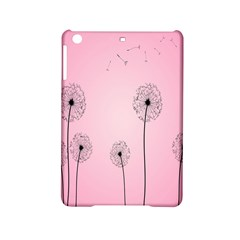 Flower Back Pink Sun Fly Ipad Mini 2 Hardshell Cases by Mariart